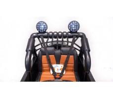 Электромобиль TOYLAND Джип LR DK-F006 Black