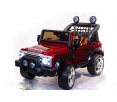 Электромобиль TOYLAND Джип LR DK-F006 Red