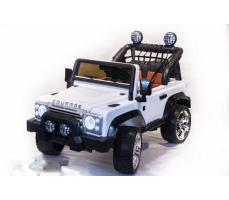 Электромобиль TOYLAND Джип LR DK-F006 White