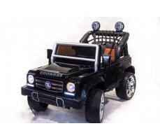 Электромобиль TOYLAND Джип MB DK-F008 Black