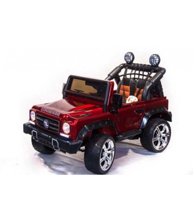 Электромобиль TOYLAND Джип MB DK-F008 Red | Купить, цена, отзывы