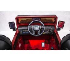 фотоЭлектромобиль TOYLAND Джип MB DK-F008 Red