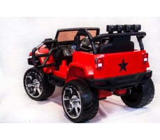 фото Электромобиль TOYLAND Jeep SH 888 Red