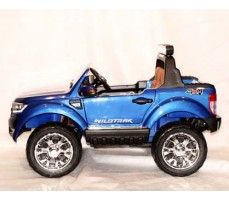 Электромобиль TOYLAND Ford Ranger 2017 NEW 4X4 Blue