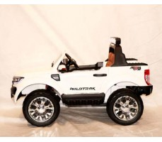 Электромобиль TOYLAND Ford Ranger 2017 NEW 4X4 White