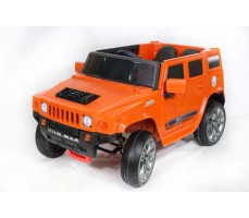 Электромобиль TOYLAND Hummer BBH1588 Orange