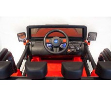 фото Электромобиль TOYLAND Jeep WHE 1688 4Х4 Red