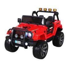 Электромобиль TOYLAND Jeep WHE 1688 4Х4 Red
