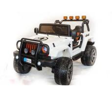 Электромобиль TOYLAND Jeep WHE 1688 4Х4 White