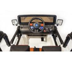 фото Электромобиль TOYLAND Jeep WHE 1688 4Х4 White