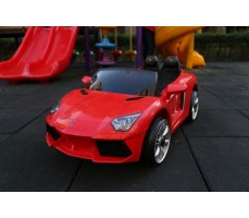 Электромобиль TOYLAND Lamborghini BBH1188 Red