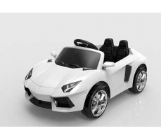 Электромобиль TOYLAND Lamborghini BBH1188 White