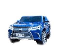 Детский электромобиль Toyland Lexus LX570 Blue