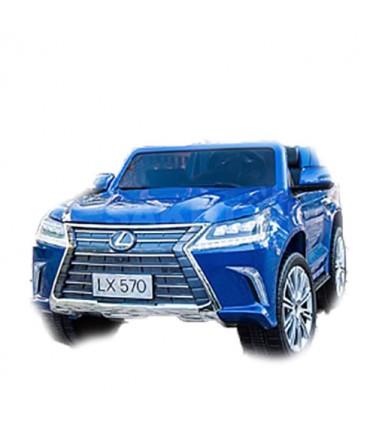 Детский электромобиль Toyland Lexus LX570 Blue | Купить, цена, отзывы