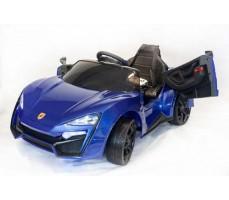 Электромобиль TOYLAND Lykan QLS 5188 4Х4 Blue