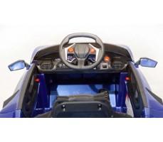 фото Электромобиль TOYLAND Lykan QLS 5188 4Х4 Blue
