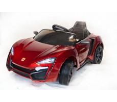 Электромобиль TOYLAND Lykan QLS 5188 4Х4 Red