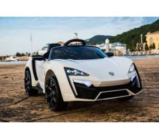 Электромобиль TOYLAND Lykan QLS 5188 4Х4 White