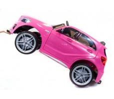 Электромобиль TOYLAND Mercedes-Benz A45 Pink