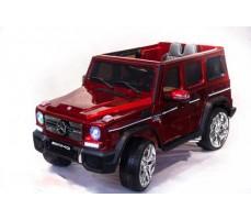 Электромобиль TOYLAND Mercedes Benz G65 Red