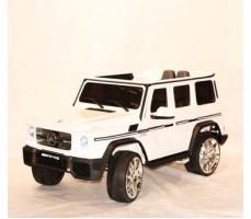 Электромобиль TOYLAND Mercedes Benz G65 White
