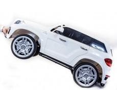 фото Электромобиль TOYLAND Mercedes-Benz GL63 White