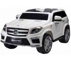 Электромобиль TOYLAND Mercedes-Benz GL63 White