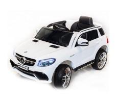 Детский электромобиль Toyland Mercedes-Benz GLE63S AMG White
