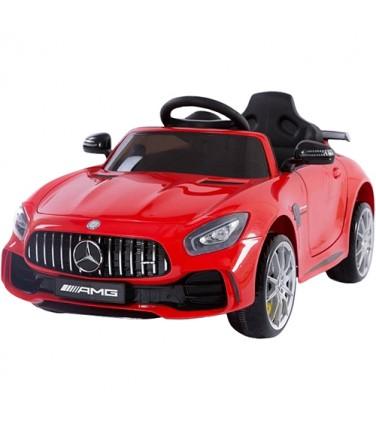 Детский электромобиль Toyland Mercedes-Benz GTR HL288 Red | Купить, цена, отзывы