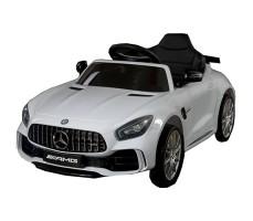 Детский электромобиль Toyland Mercedes-Benz GTR HL288 White