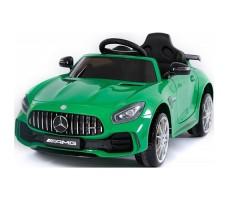 Детский электромобиль Toyland Mercedes-Benz GTR HL288 Green