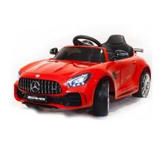 Детский электромобиль Toyland Mercedes-Benz GTR HL289 Red