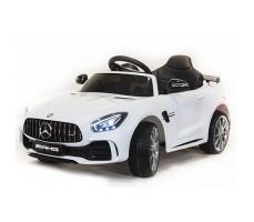 Детский электромобиль Toyland Mercedes-Benz GTR HL289 White