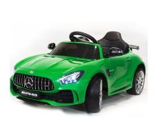 Детский электромобиль Toyland Mercedes-Benz GTR HL289 Green