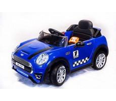 Электромобиль TOYLAND Mini Cooper HL198 Blue