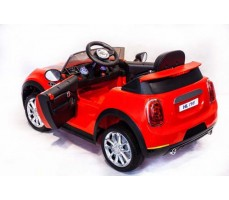 фото Электромобиль TOYLAND Mini Cooper HL198 Red