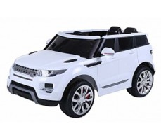 Электромобиль TOYLAND Range Rover 0903 White