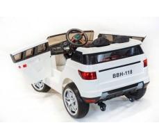 фото Электромобиль TOYLAND Range Rover BBH 118 White