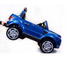 фото Электромобиль TOYLAND Range Rover XMX 601 А10Ah 4х4 Blue