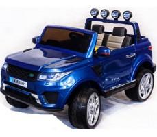 Электромобиль TOYLAND Range Rover XMX 601 А10Ah 4х4 Blue