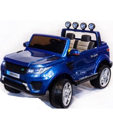 Электромобиль TOYLAND Range Rover XMX 601 А10Ah 4х4 Blue | Купить, цена, отзывы