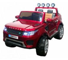 Электромобиль TOYLAND Range Rover XMX 601 А10Ah 4х4 Red