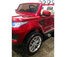 фото Электромобиль TOYLAND Range Rover XMX 601 А10Ah 4х4 Red