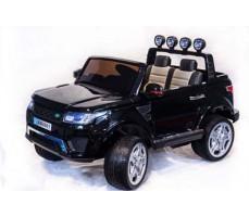Электромобиль TOYLAND Range Rover XMX 601 Black