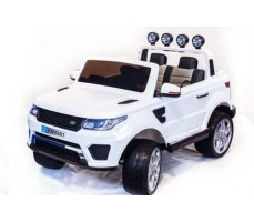 Электромобиль TOYLAND Range Rover XMX 601 White
