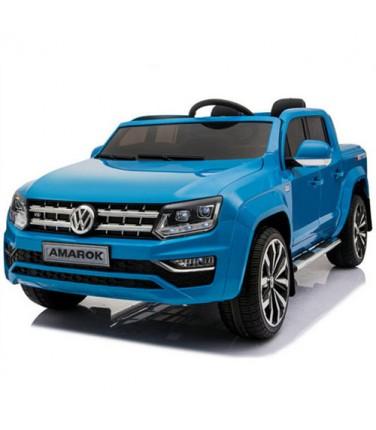Детский электромобиль Toyland Volkswagen Amarok DMD 298 Blue | Купить, цена, отзывы