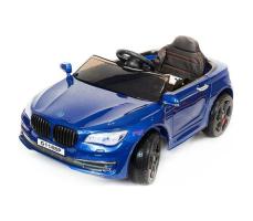 Детский электромобиль Toyland BMW 5 G1188 Blue
