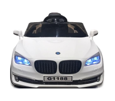 Детский электромобиль Toyland BMW 5 G1188 White