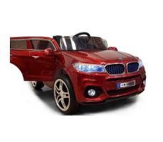 Детский электромобиль Toyland BMW X5 LB 88A Red