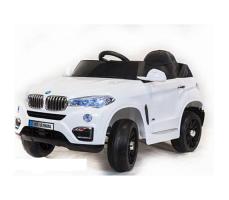 Детский электромобиль Toyland BMW X6 KD 5188 White